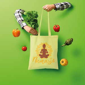 - Namaste - Shopper Tote Bag