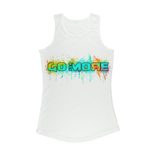 Laden Sie das Bild in den Galerie-Viewer, Go for More Women Performance Tank Top