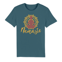 Laden Sie das Bild in den Galerie-Viewer, - Namaste - Premium Organic Adult T-Shirt