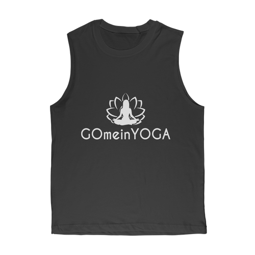 Go mein Yoga Premium Adult Muscle Top