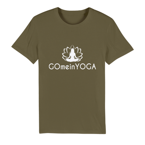 Go mein Yoga Organic Jersey Adult T-Shirt