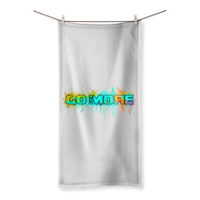 Laden Sie das Bild in den Galerie-Viewer, Go for More Sublimation All Over Towel