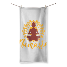 Laden Sie das Bild in den Galerie-Viewer, - Namaste - Sublimation All Over Towel