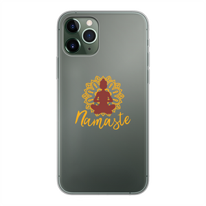 - Namaste - Fully Printed Matte Phone Case