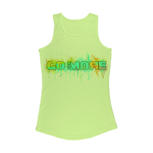 Go for More Women Performance Tank Top
