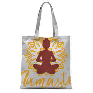 - Namaste - Classic Sublimation Tote Bag
