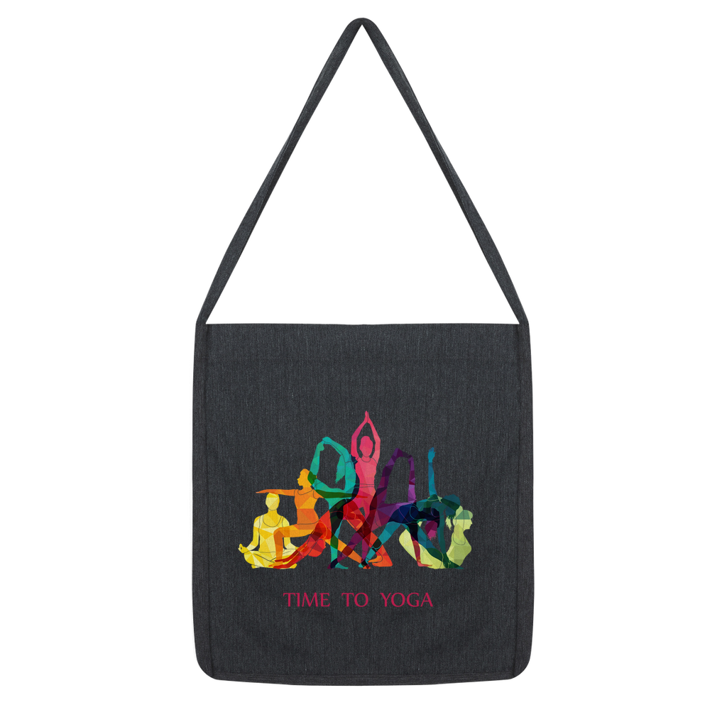 Time to Yoga Classic Tote Bag