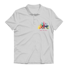Laden Sie das Bild in den Galerie-Viewer, Time to Yoga Premium Adult Polo Shirt