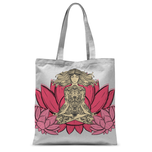 - Yoga Stile - Classic Sublimation Tote Bag