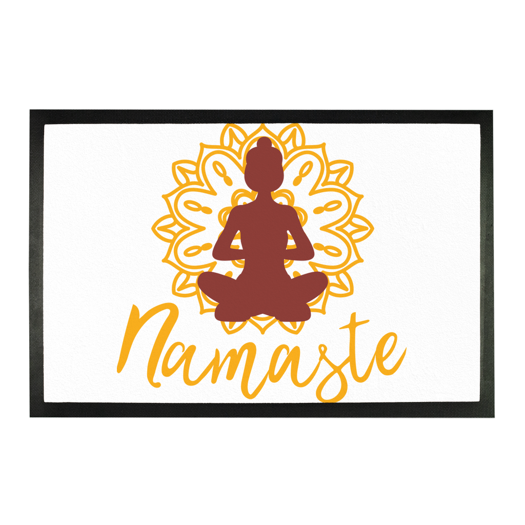 - Namaste - Sublimation Doormat