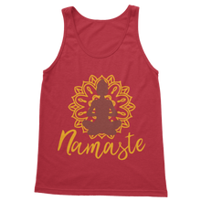 Laden Sie das Bild in den Galerie-Viewer, - Namaste - Classic Adult Vest Top