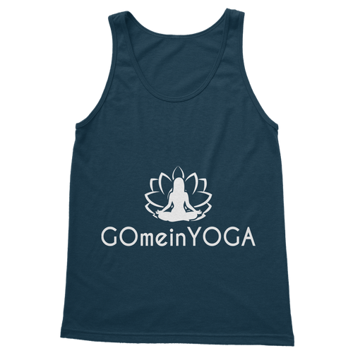 Go mein Yoga Classic Adult Vest Top