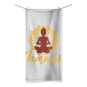 - Namaste - Sublimation All Over Towel