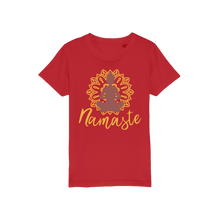 Laden Sie das Bild in den Galerie-Viewer, - Namaste - Organic Jersey Kids T-Shirt