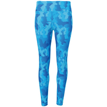 Laden Sie das Bild in den Galerie-Viewer, Time to Yoga Women's Performance Hexoflage Leggings