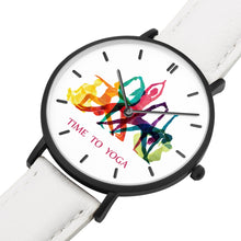 Laden Sie das Bild in den Galerie-Viewer, - Time to Yoga Chronograph -