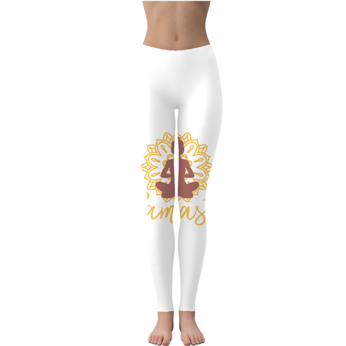 - Namaste - Leggings