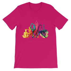 Time to Yoga Premium Kids T-Shirt