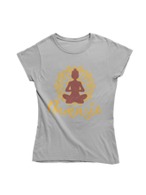 Laden Sie das Bild in den Galerie-Viewer, - Namaste - - Ladies Premium Shirt -