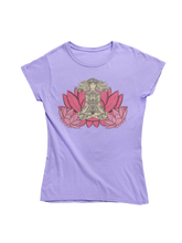 Laden Sie das Bild in den Galerie-Viewer, - Yoga Stile -  - Ladies Organic Shirt
