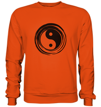 Laden Sie das Bild in den Galerie-Viewer, - Yin_Yang Harmonie - - Basic Sweatshirt