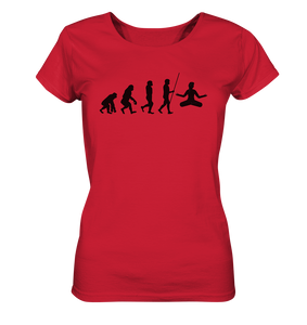 - Yoga Evolution - Unisex - Ladies Organic Shirt