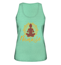 Laden Sie das Bild in den Galerie-Viewer, - Namaste - - Ladies Organic Tank-Top