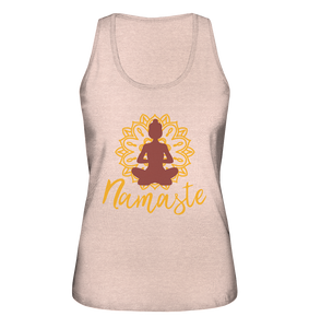 - Namaste - - Ladies Organic Tank-Top