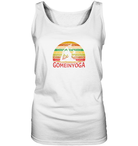 - GmY Spannung-Entspannung -  - Ladies Tank-Top