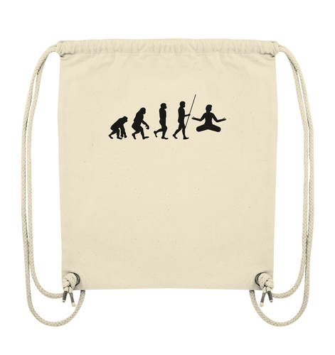 - Yoga Evolution  - Organic Gym-Bag