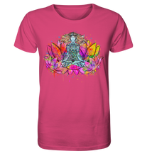 Laden Sie das Bild in den Galerie-Viewer, - Aquarell Yoga Stile  - - Organic Shirt