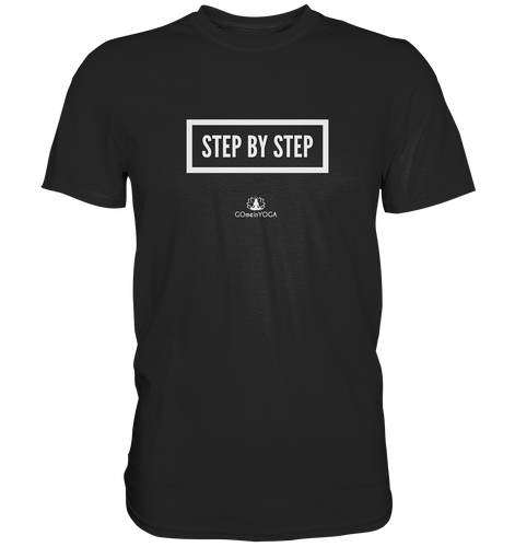 - GmY_Step_by_Step -  - Premium Shirt