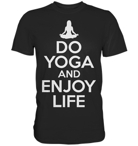 Yoga Enjoy - Premium Shirt