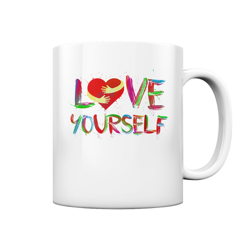 Love Yourself - Tasse glossy