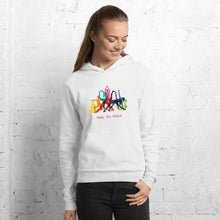 Laden Sie das Bild in den Galerie-Viewer, Unisex Hoodie - Time to Yoga -