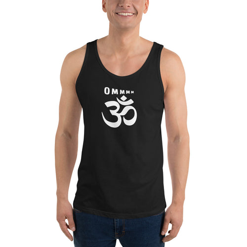 Unisex Tank Top - Ommm-