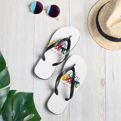 Flip-Flops - Time to Yoga -