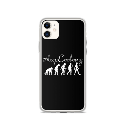 THE Evolution iPhone Case