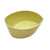Hakusan Porcelain Leaves Dessert Bowl Yellow