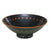 Hakusan Porcelain Rice Bowl Black Dots
