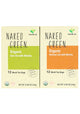 NAKED GREEN Organic Green Tea Tea Bag Gift Set front