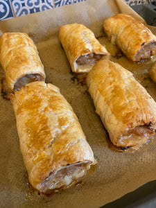 Brambles of Inveraray (bake at home) Sausage Rolls