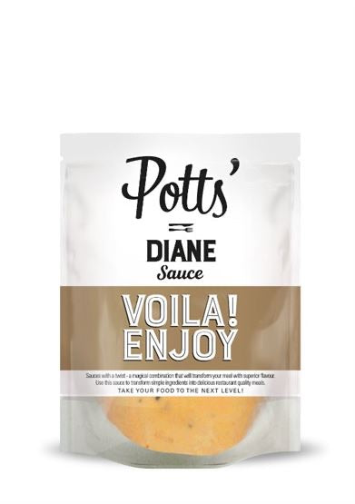 Potts Diane Sauce (gf)
