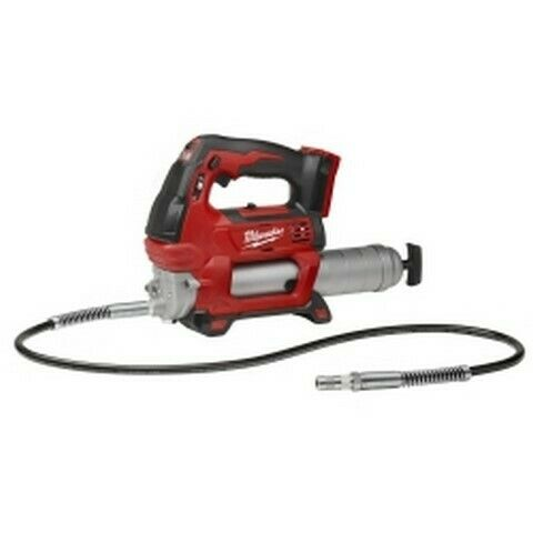 Milwaukee M18 Cordless 2-Speed Grease Gun Bare Tool MLW2646-20