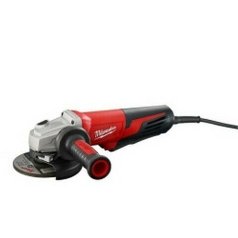 Milwaukee 13-Amp 5 in Small Angle Grinder Paddle Lock-On MLW6117-30
