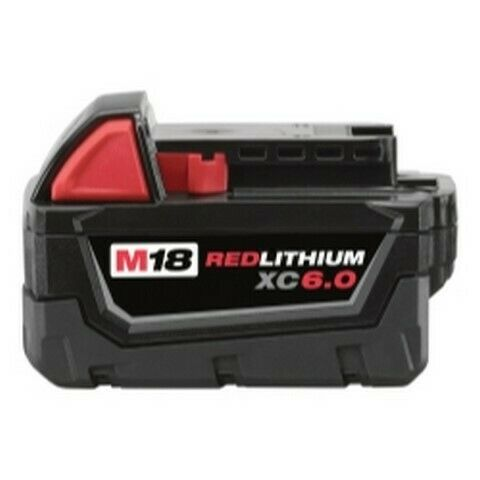 Milwaukee M18 REDLITHIUM XC6.0 Battery-Pack MLW48-11-1860