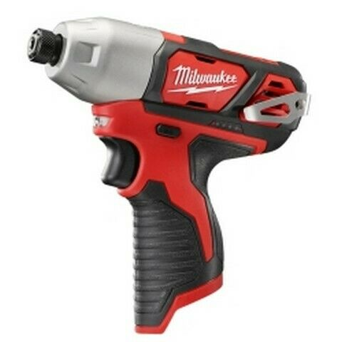 Milwaukee M12 1/4 in Hex Impact Driver Bare Tool MLW2462-20