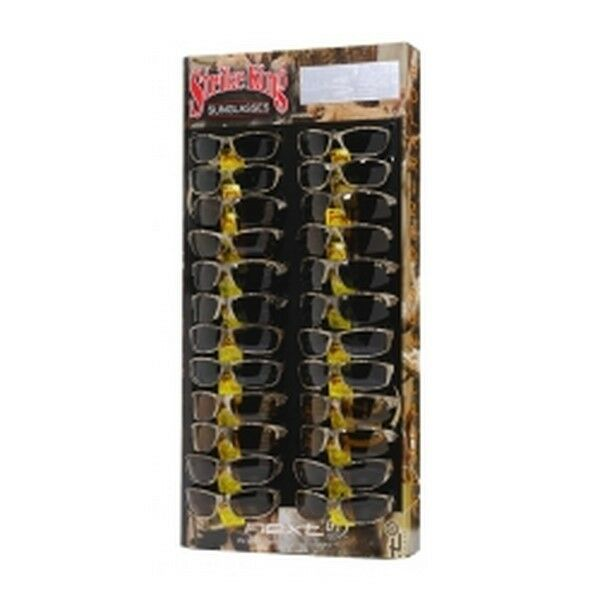 24 Piece Camo Sunglass Display SKGSK-CAMO24