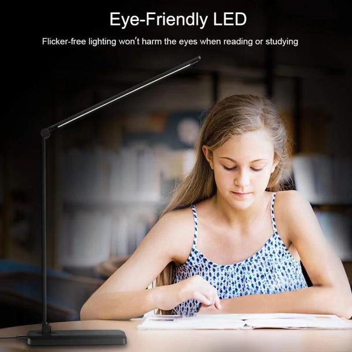 Aldo LED Intelligent Desk Lamp - Timeless Design