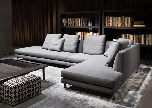 Allen Double Open Ended L-Shape Sofa